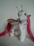 Hot Pink Saran