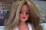 Ash Blonde Saran