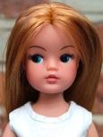 Ginger Snap Saran