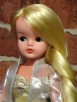 Lemon Blonde Saran