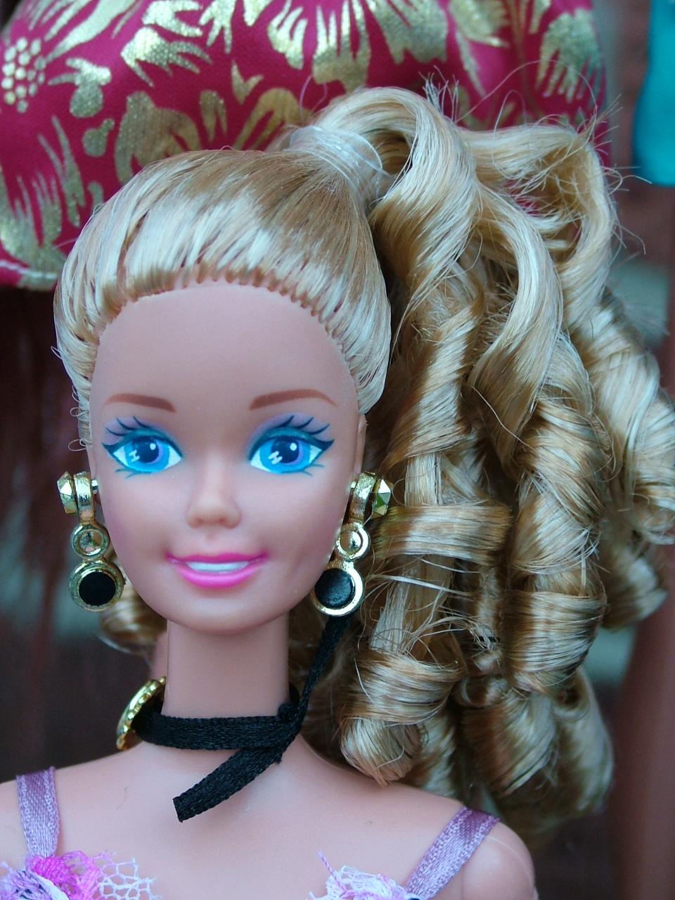 Barbie reroot   My Little Customs
