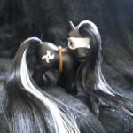 Blizzard Nylon and Black Magick Nylon