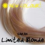 Limited Blonde Saran