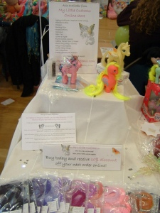 2008 MLC stall at UKPonyCon